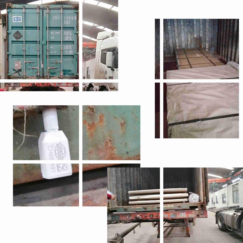 Callao, Peru Container Loading-20190309