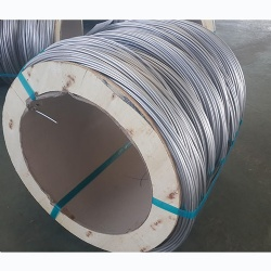 AISI316 Stainless Steeel Soft Annealed Wire